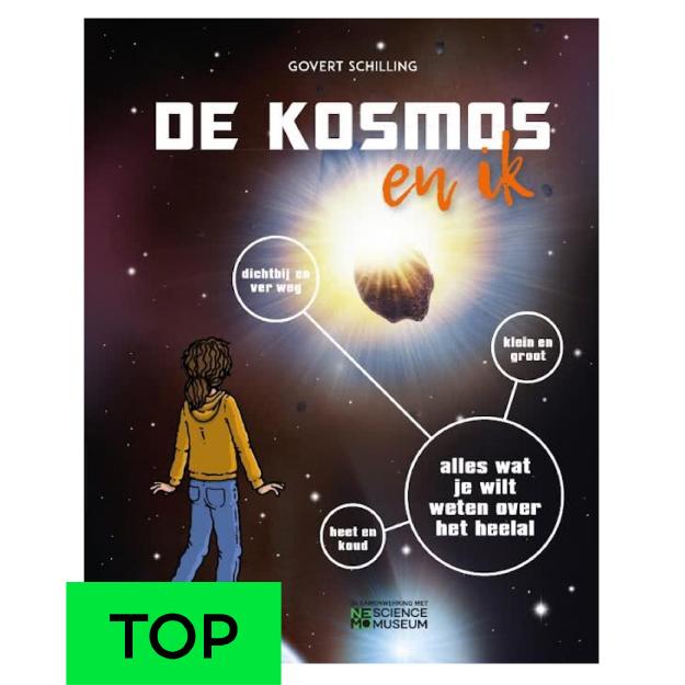 NIEUW! De Kosmos en ik