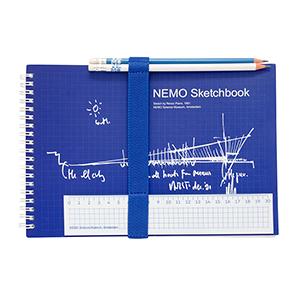 Schetsboek NEMO