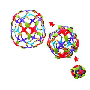 Expand-a-ball