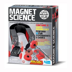 Experimenteren met magneten