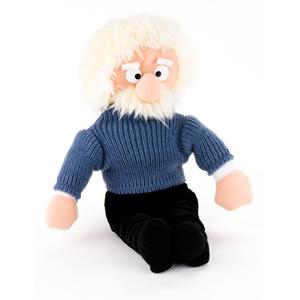 Knuffel Einstein