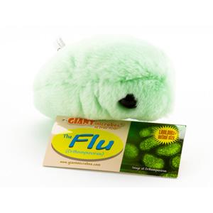 Giant Microbes Griepvirus