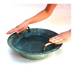 Chinese fonteinschaal