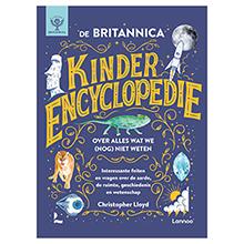 NIEUW: Brittanica Kinderencyclopedie