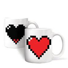 Heart Morph Mug