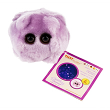 Giant Microbes Ziekte van Pfeiffer