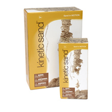 Bestseller: Kinetic Sand