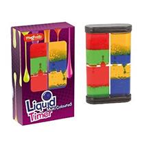 Liquid Timer Multicolour
