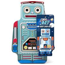 Lunchtrommel Robot