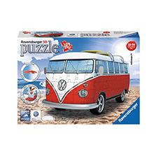 3D Puzzel Volkswagen T1